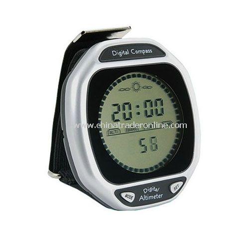 Multifunctional wrist Digital Altimeter Compass & Barometer