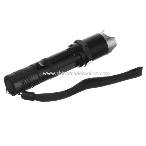 UltraFire C1 1000 Lumens XM-L T6 LED Flashlight Torch 3-Mode 1X18650(battery excluded)