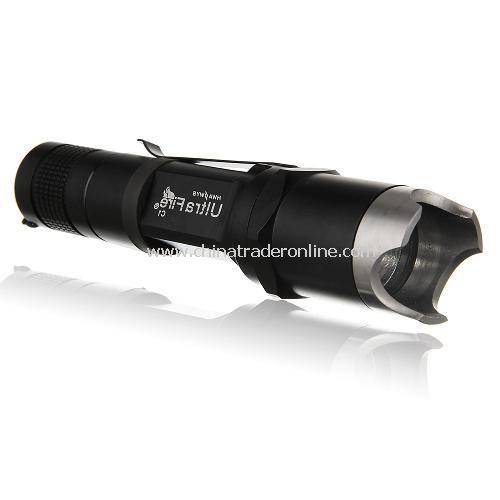 UltraFire C1 CREE XM-L T6 LED Aluminum Flashlight Torch Light 1-mode Output