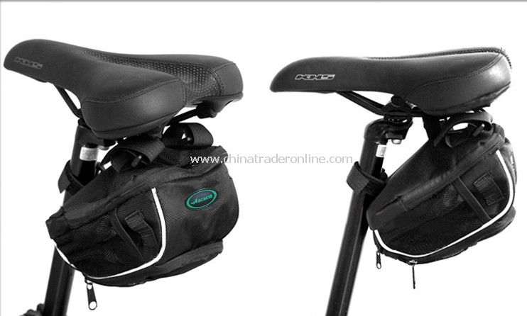 2012 Cycling Bike Bicycle handlebar bag front basket Black with Rain Cover