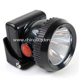3W 2000/15000Lux Mini LED Miner light Mining Hunting Camping Cycling Headlamp