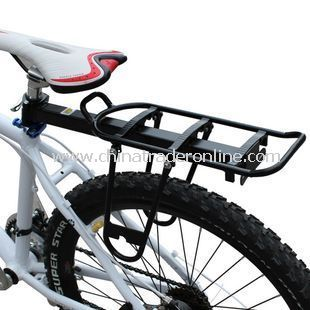 Hot Cycling Bicycle Bike Rear Rack Bike Alloy Rack Panniers Fender Shelf