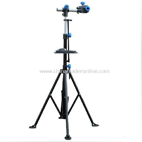 NEW TUBULAR Adjustable Foldable Bicycle Bike Repair Stand Rack