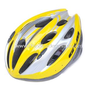 TAIWAN GUB X5 bike Bicycle helmet yellow