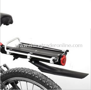 2012 Cycling Bicycle Rear Rack Bike Bag Panniers Rack Fender