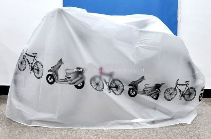Bike Waterproof Protection Garage Bicycle Cycling Rain And Dust Protector Cover