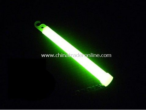 6 multi-colors GLOW STICKS, GLO STICKS. PARTY BAGS ITEM