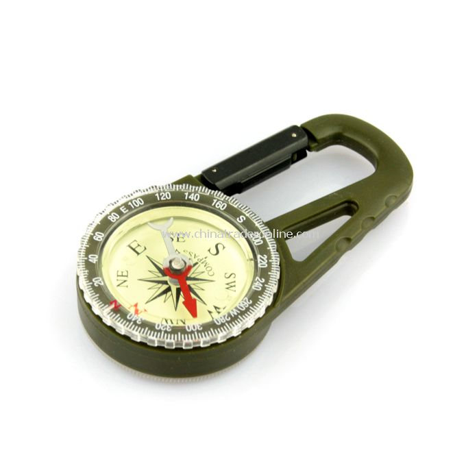 Emergency Survival Tool Kit Compass with Calendar Clip New