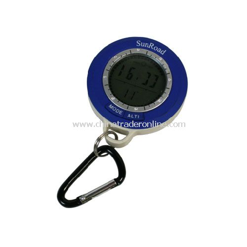 New Digital Waterproof Compass Altimeter Barometer