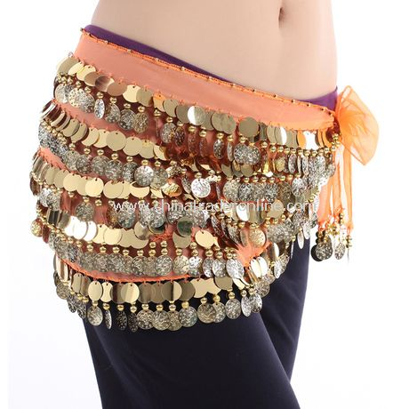 Sequin Belly Dance Waist Chain Belt