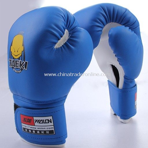 Durable Flexibility Sports Cartoon Charm Childrens Boxing Gloves
