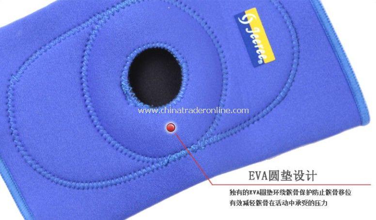 Sport Adjustable Cheap Knee Badminton Teams Appoint Durable Belt Protective Gear