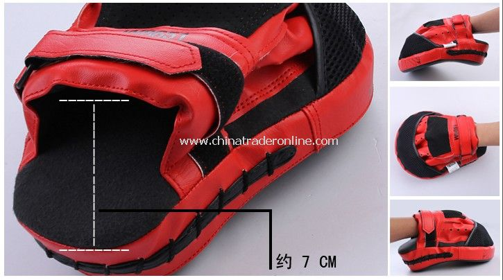 Sports PU Leather Boxing Traning Hand Target