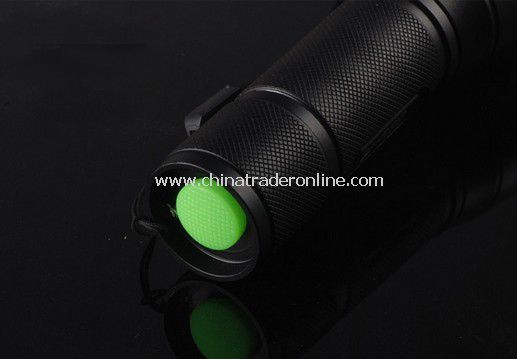 T6 LED highlight bicycle rigding flashlight