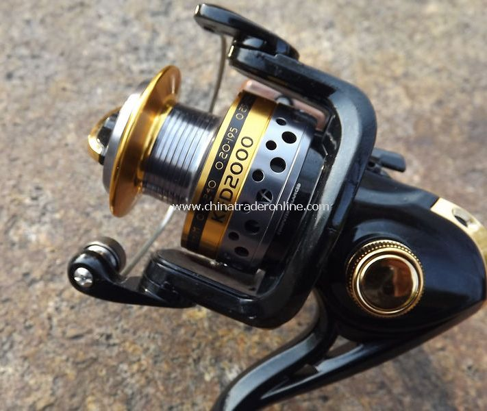 10BB Sea Fishing Spinning Reel