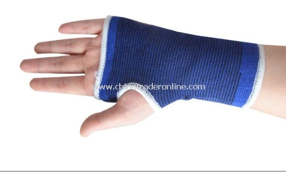 Durable Breathable Sports Wrist Protection Half Finger Anti-skidding Gloves