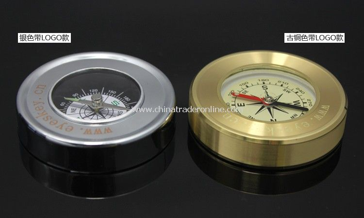 Precise Profession Alloy Hiking Compass from China