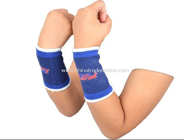 Sweat Absorbing Performance Protective Gear Wrist Protective Gears