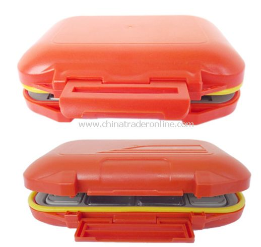 Waterproof small accessories box fishing box