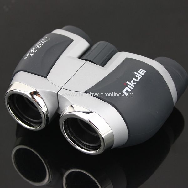 10X22 Binoculars Telescope with Center Focus Adjust for Sport/Camping