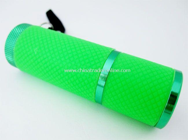 9 LED flashlight Mini outdoor portable flashlight from China
