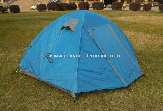 Brand New outdoor 2 person double layer camping tent from China