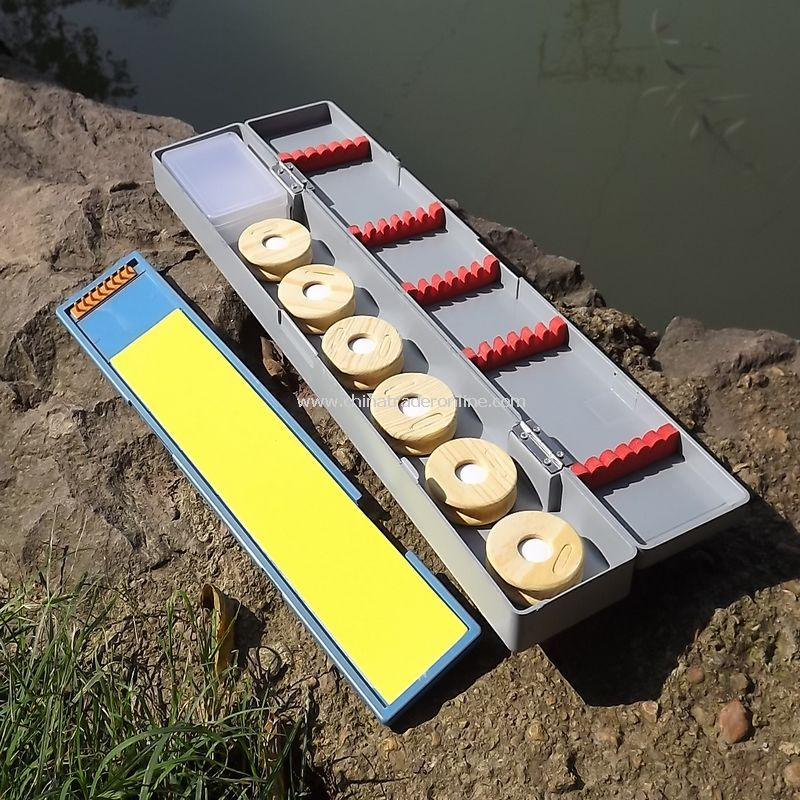 multi-functional floating box sub main line fish floats-box fishing accessories