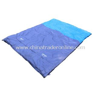 Camping Spring Fall Rectangle Envelope Double Sleeping Bag