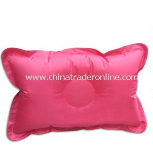 Inflatable Ultralight Pillow Backpacking Travel Assorted color from China