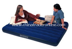 Intex 68759 double Classic Downy Air Bed Inflatable Mattress