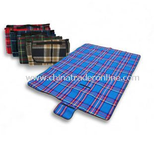 Outdoor Picnic Check Pattern Moisture-proof Mats