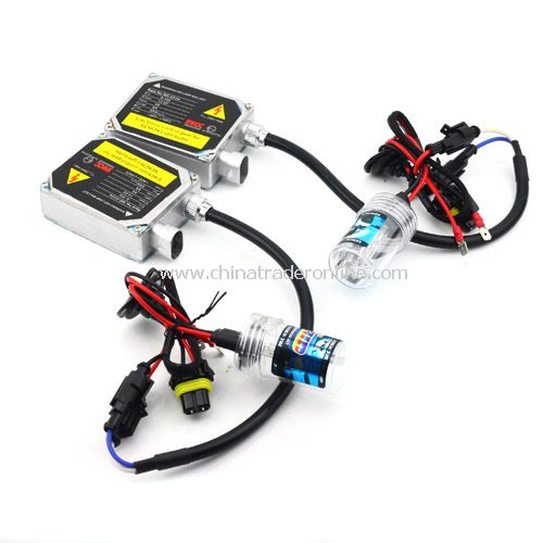 CAR LINGHTING Xenon Kit Nachrüstsatz HID SET KIT
