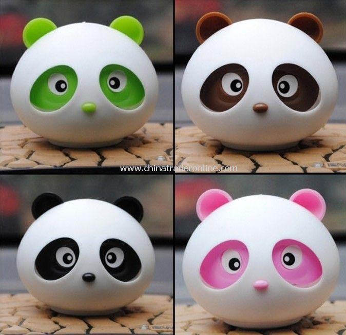 pandas perfume / Panda aromatic car perfume color random