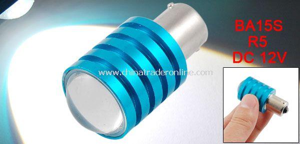 Cold White 1156 BA15S R5 Car Wedge LED Reverse Light Lamp Bulb