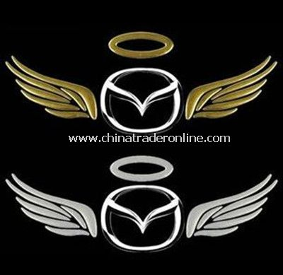 Eagle wings car stickers