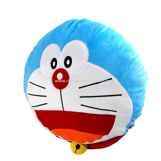 Lovely Doraemon Cushion Car Seat Cushion Pillow Gift Toy New