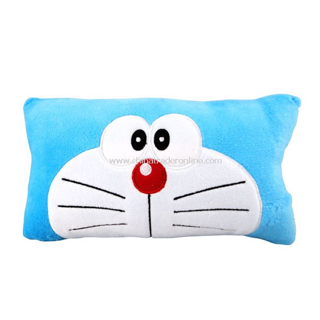 Lovely Doraemon Neck Cushion Car Seat Cushion Pillow Gift Toy New