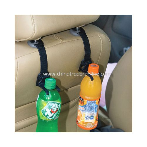 Multi-functional Car Hook 1 Pair from China