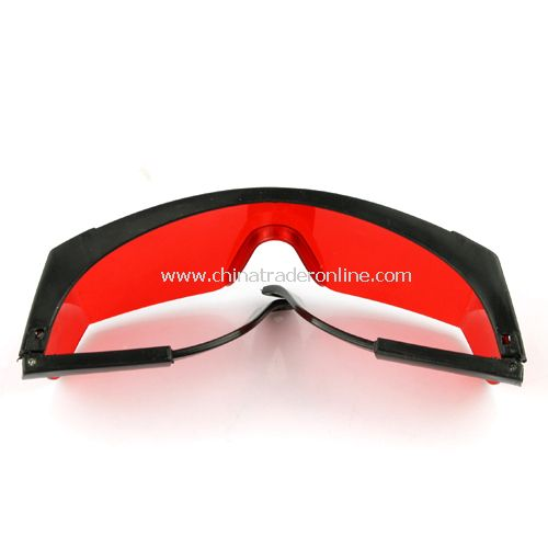 NEW -532nm Anti Laser Safety Glasses Eye Protection Red Lens