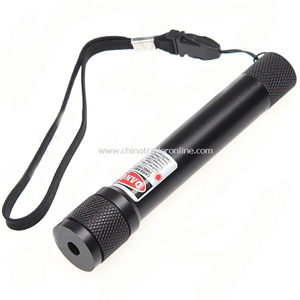 Portable Adjustable Focus Focusable Red Light Laser Pointer Pen from China