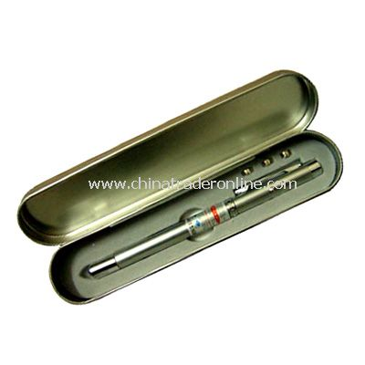 Wood Box Laser Pointer from China