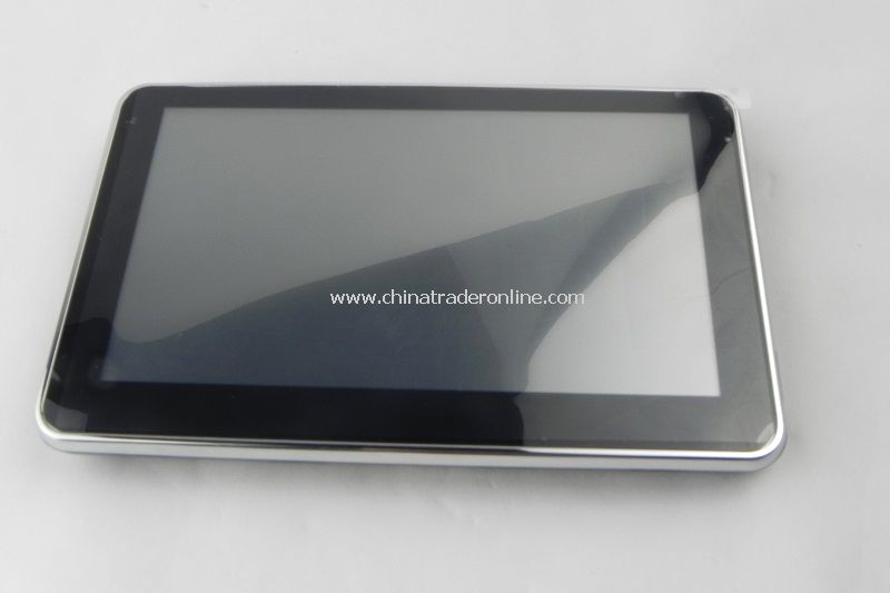 5 Inch touchscreen GPS navigator with Digital TV ISDB-T