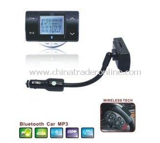 Car MP3 Player Bluetooth Handsfree - FM Transmitter