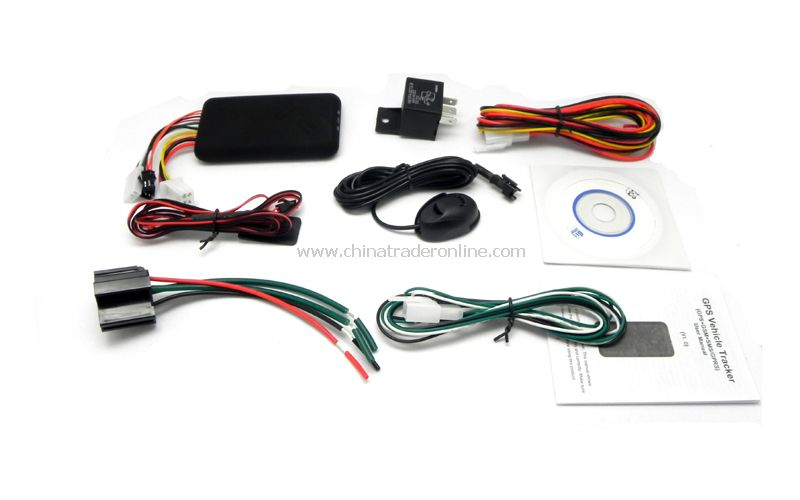 Vehicle/smart GPS Tracker Gt06 Quad Band Cut Off Fuel Web-based Gps Tracking