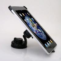 Black Portable 360 Degree Adjustable Support Bracket Arm Holder Stand for Apple iPad Tablet PC