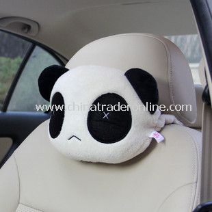 Cute Panda Car Sofa Cushion Pillow