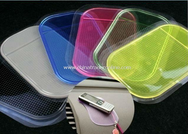 owerful Silica Gel Magic Sticky Pad Anti-Slip Non Slip Mat for Phone PAD mp3 mp4 Car