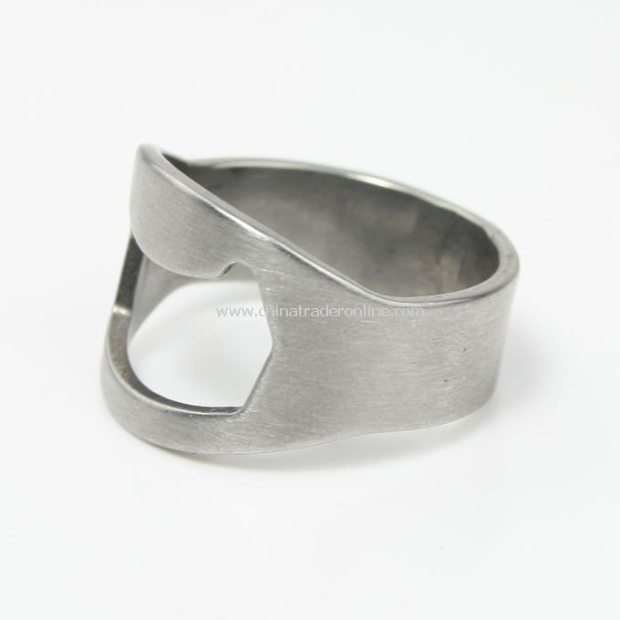 Brand New Finger Ring Beer Bottle Opener