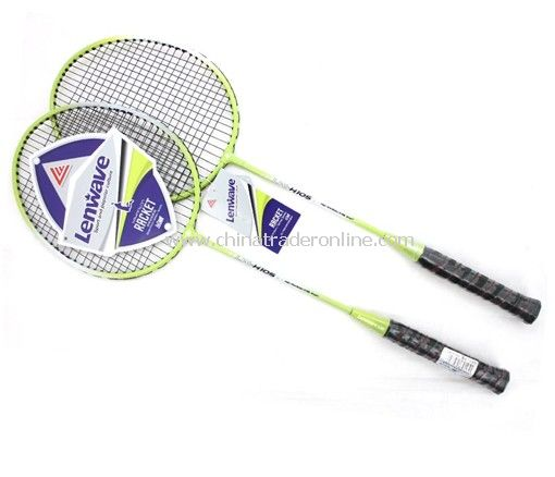 Iron alloy badminton racket - Badminton gifts