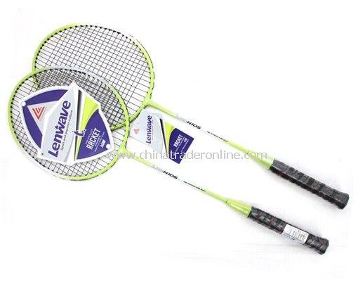 Iron alloy badminton racket - Badminton gifts from China